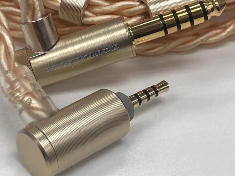 Acoustune 全新制式 Pentaconn Ear to [2.5mm (ARC72)/ 4.4mm (ARC73)] 升級線 ARC 72 /ARC 73 [預訂:3至7天發出]