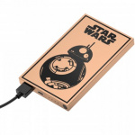 Star Wars BB-8 移動電源 4000mAh 快速充電