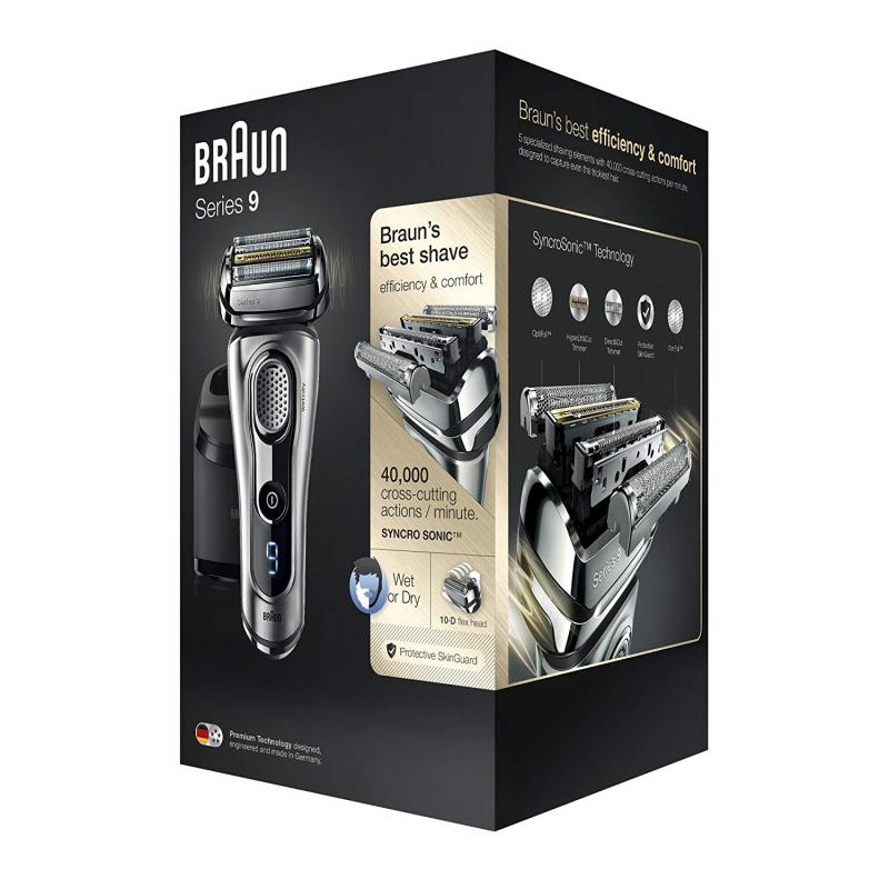 Braun 9291CC(EU version) 電動剃鬚刨