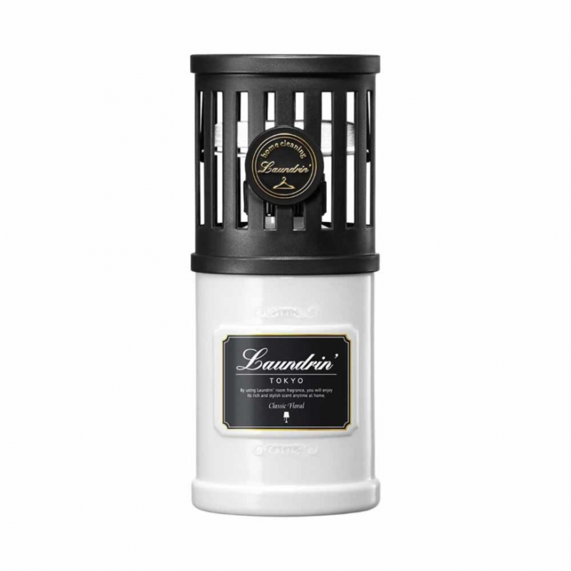 Laundrin 室內用擴香劑 CLASSIC FLORAL 220ml [3款]