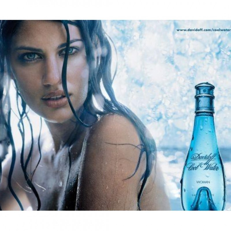 Davidoff Cool Water Women EDT 冷水女性淡香水 50ml/100ml