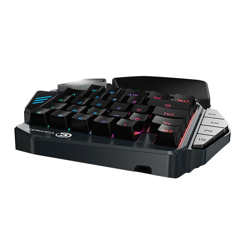 GameSir Z1 單手機械鍵盤 [2色] 預訂:3-7天發出