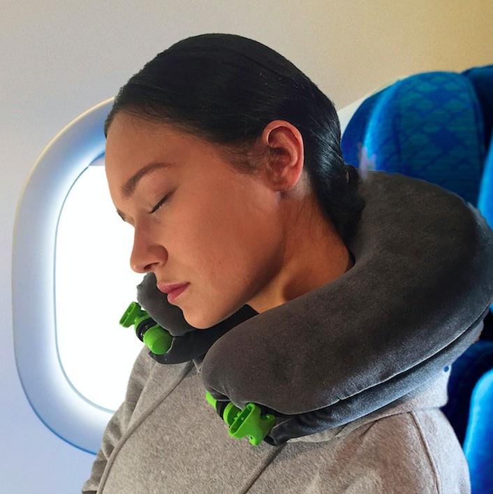 澳洲 FaceCradle 多功能旅行頸枕第二代【4色】
