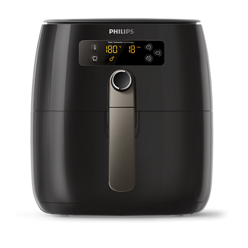HD9743 Philips 健康空氣炸鍋 (送烘烤盤+食譜) [Avance Collection]
