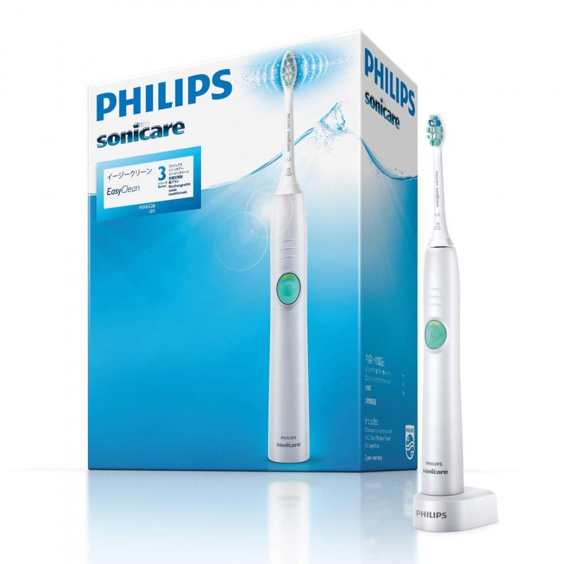 飛利浦 Philips Sonicare EasyClean 聲波電動牙刷 (HX6551)