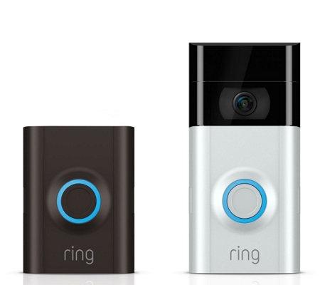 ring - Video Doorbell 2 視像監控門鈴第二代
