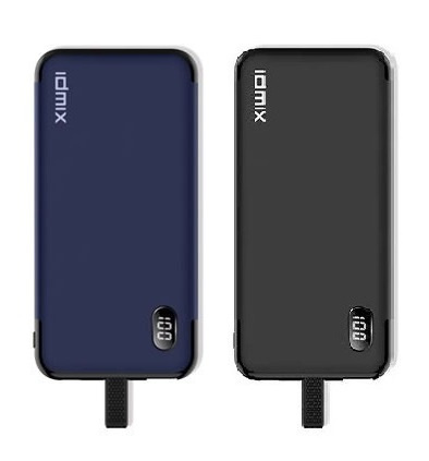 idmix Power P10 P8000i 8000mAh 移動電源 [2色]