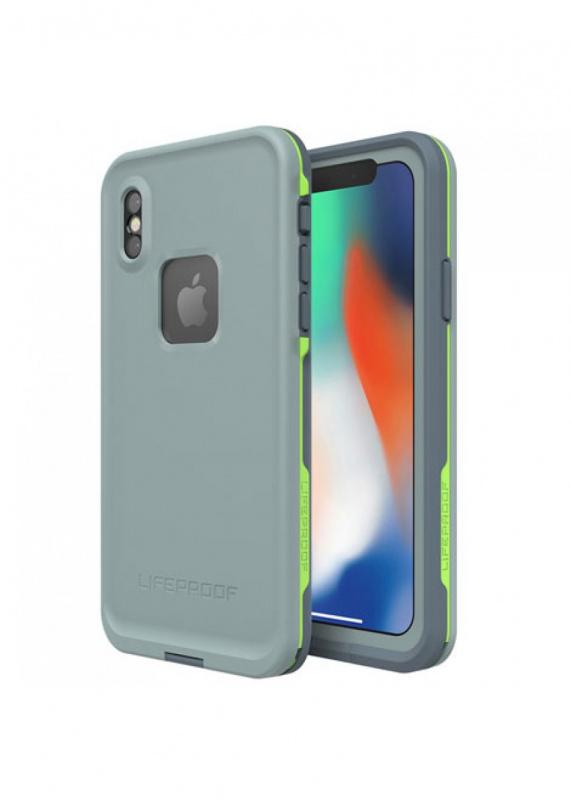 Lifeproof - iPhone X FRĒ case 全方位手機保護殼【5色】