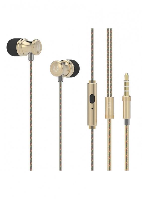 UiiSii US80金屬單驅動器入耳式麥克風耳機 預訂:3-7天發出