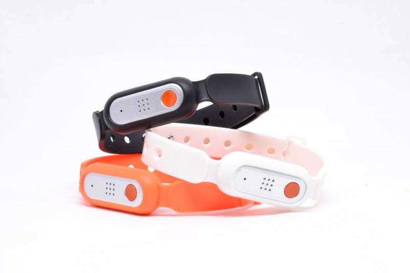 Tronix Plus Repello Band - 充電式隨身驅蚊手帶 (韓國製造) (黑色)