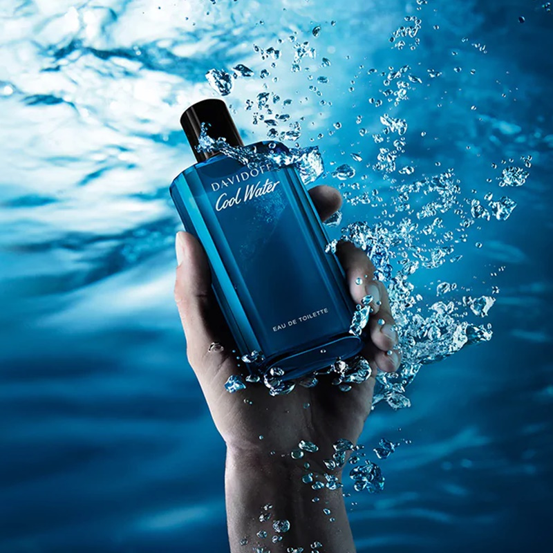 Davidoff Cool Water Men EDT大衛杜夫冷水男士淡香水40ml