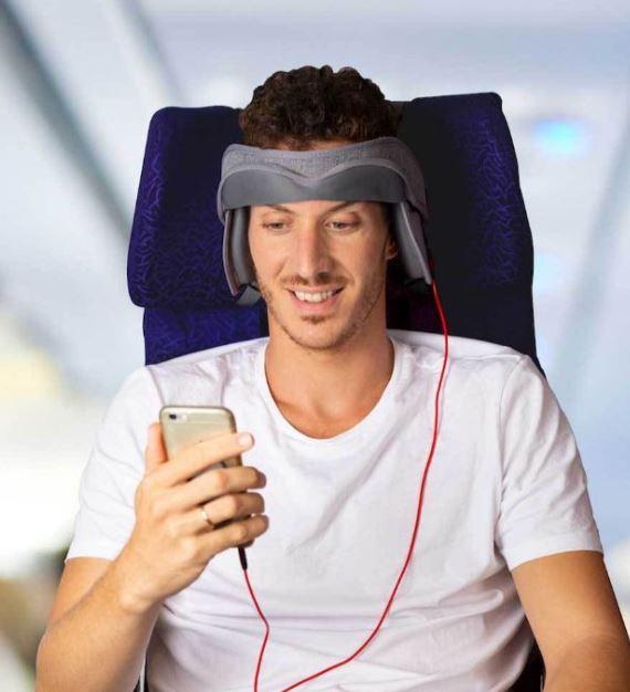 【香港行貨】美國Napup fly個人飛行音響頸枕 [2款]