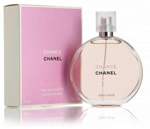 Chanel Chance Eau Vive EDT 邂逅活力淡香水 100ml