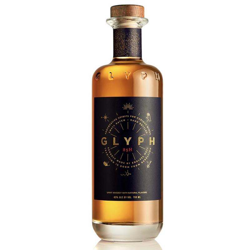 分子威士忌Glyph H85Glyph 85H Molecular Spirit Whiskey