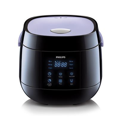 Philips HD3060 0.7L 迷你電飯煲 [黑色]