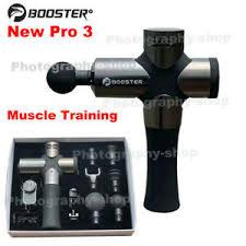 Booster Pro 3 最高級肌肉按摩槍3代