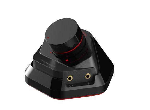 【香港行貨】Creative Sound Blaster AE-7 具有Xamp離散耳機雙功放和音頻控制模塊的高分辨率PCI-e DAC和Amp聲卡