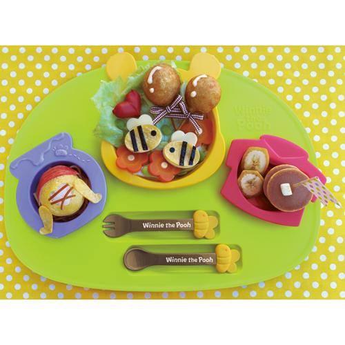 日本製 Disney迪士尼兒童餐具 6件組 [5款]