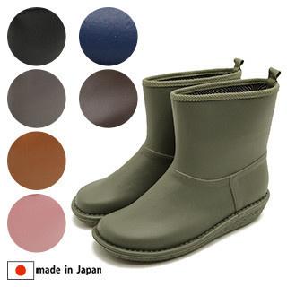 日本⭐️短款雨靴 (共7色)