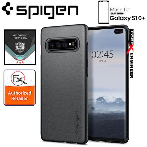 Spigen Galaxy S10 Plus Case Thin Fit 預訂:3-7天發出