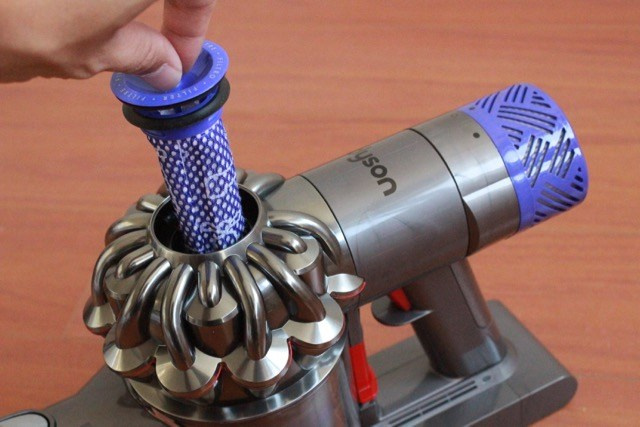V6 V7 V8 通用替換代用HEPA 過濾網濾芯Filter(2支)