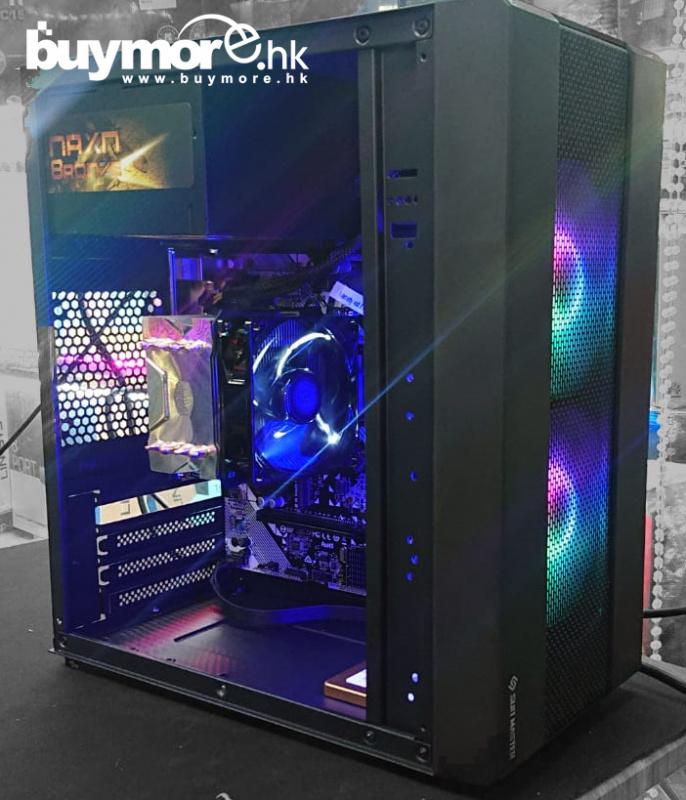 未來科技 AMD Ryzen 5 3400G / ASRock A320M-HDV / G.SKILL DDR4 Aegis / KINGSTON A2000 250G NVMe SSD / ABKoncore Extreme MX / ENERMAX 500w