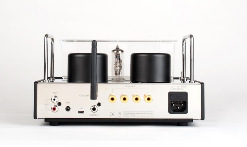 BLUE AURA V40 - 真空管連喇叭音響系統