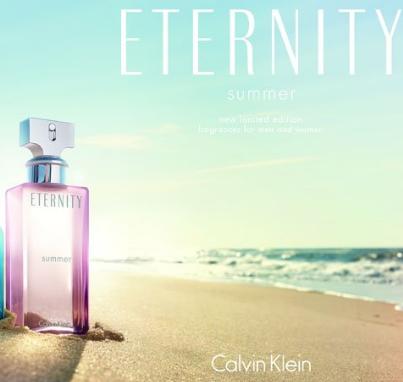 Calvin Klein CK Eternity Summer EDP 永恒夏日版女士香水 100ml