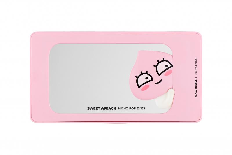 The Face Shop KaKao Friends Sweet Apeach 彩妝盤