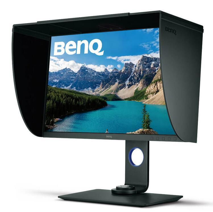 BenQ SW271 4K HDR專業攝影修圖螢幕