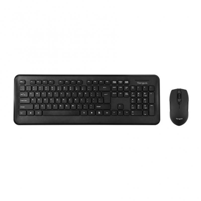 Targus 無線光學鍵盤及滑鼠組合 (AKM001TC)