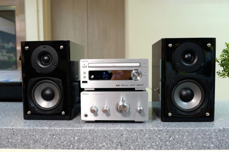 NEON MCB1534 CD/藍牙迷你組合音響