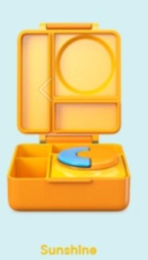 【香港行貨】美國Omiebox保冷保熱三層防漏餐盒 [5色]