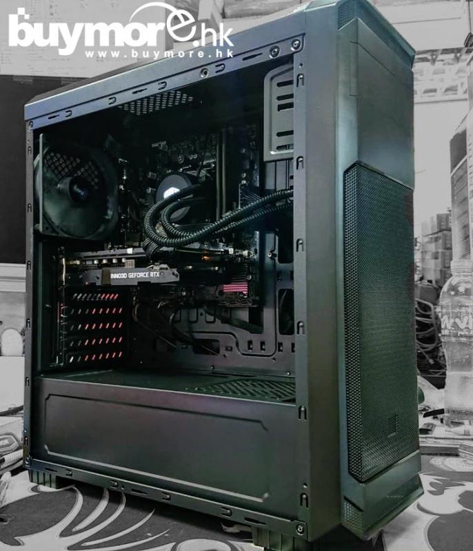 未來科技 Intel Core i5-9400F / MSI H310M PRO-M2 / Kingston DDR-4 8G / KINGSTON A2000 250G NVMe SSD / Inno3D GeForce RTX2070 8G / AEROCOOL Aero-300 / ENERMAX 500w