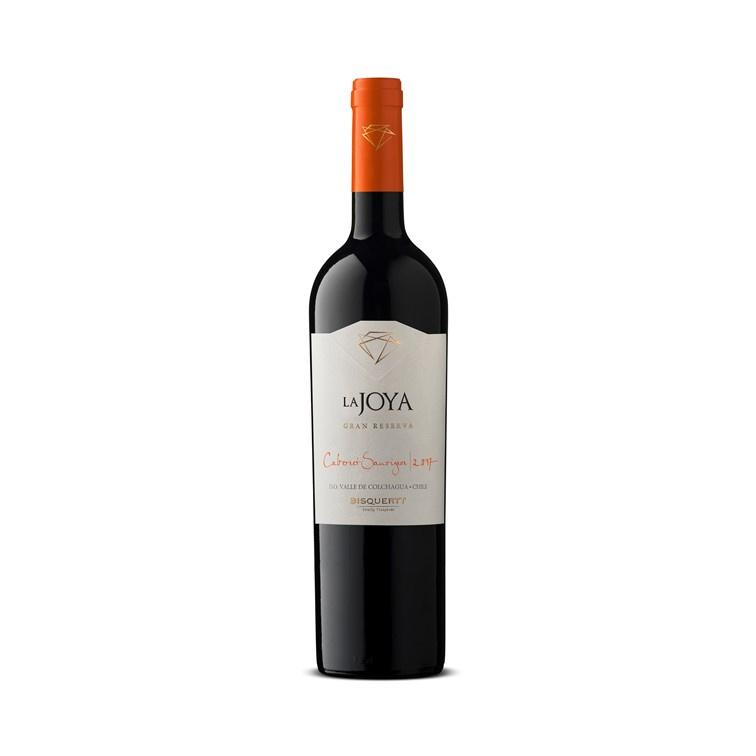 Vina Bisquertt Cabernet Sauvignon Casa La Joya Gran Reserve 2018 750ml - 12401267