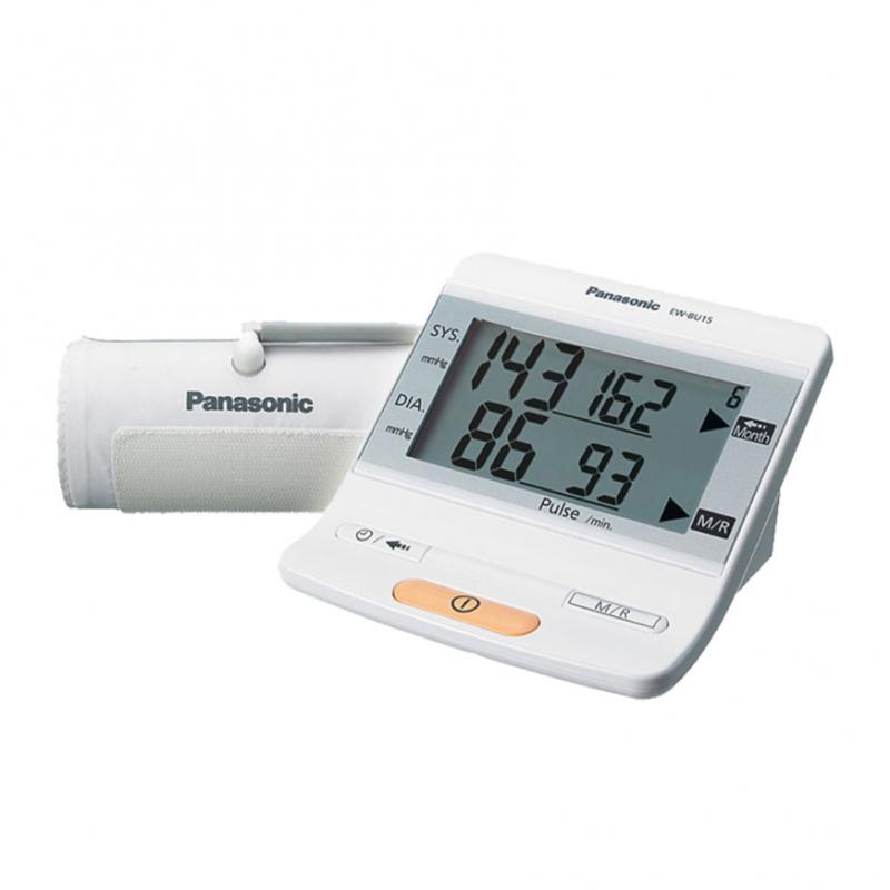 Panasonic 血壓計[EW-BU15 W/ EW-BU35][2款]