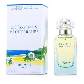 Hermes Un Jardin En Mediterranee EDT 地中海花園中性淡香水 50ml