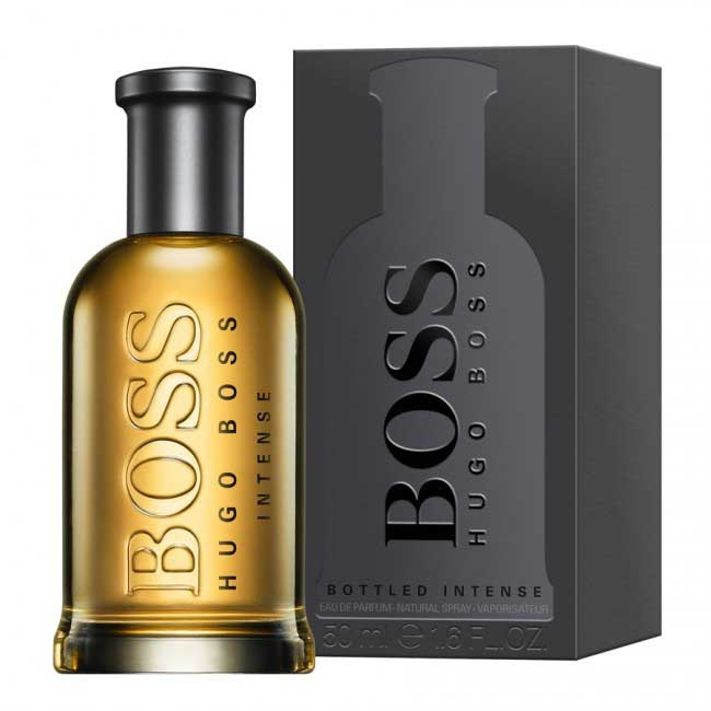 Hugo Boss Bottled Intense EDP 優客波士男性香水 50ml