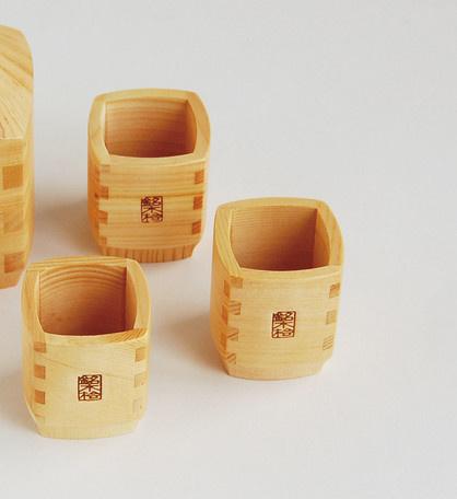 檜木酒柸套裝(日本製)