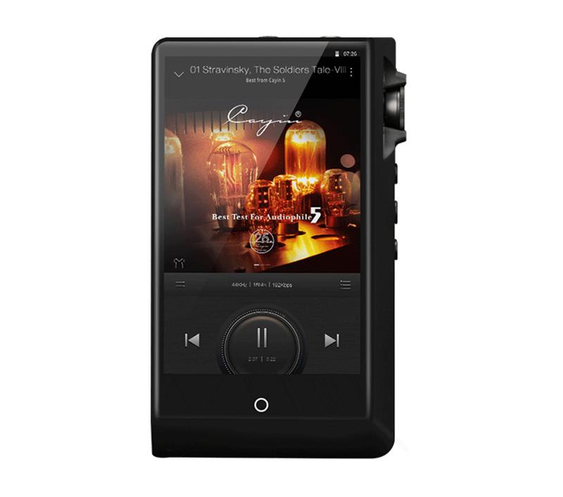 Cayin N6ii 高清便攜播放器High-Res Portable Player