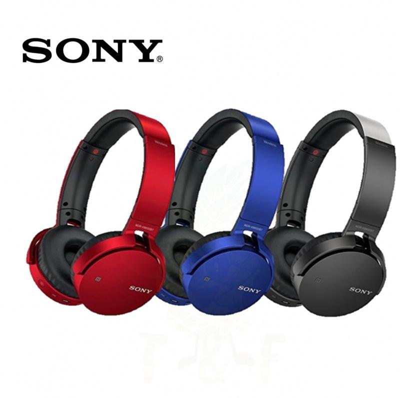 SONY EXTRA BASS™ 頭戴式無線耳機 MDR-XB650BT [3色]