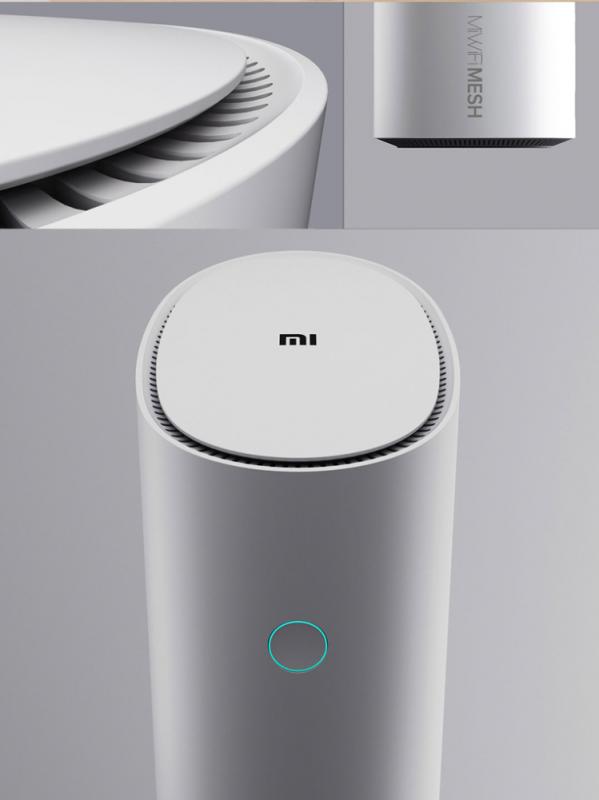 Xiaomi 小米 小米路由器 Mesh (兩隻裝)