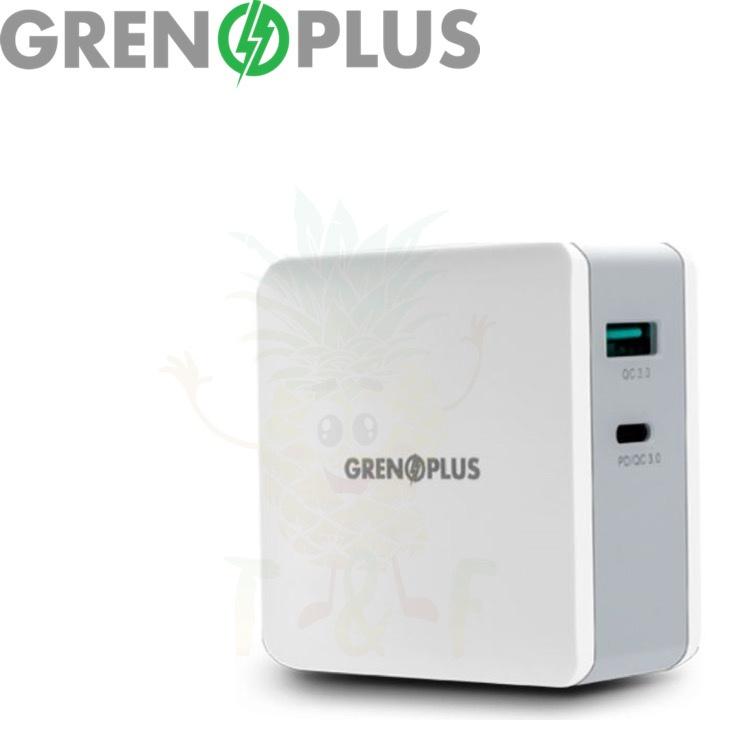 Grenoplus 45W QC 3.0 + PD 2 Ports GP-PD45W 多功能USB充電器