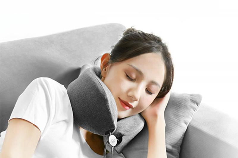 樂範 - 按摩助眠頸枕