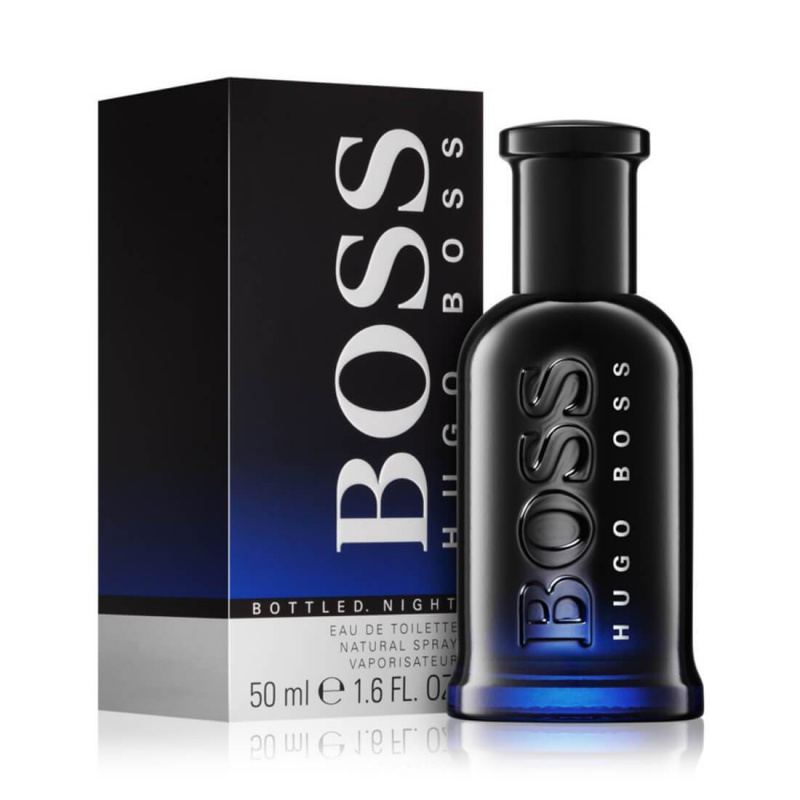 Hugo Boss Bottled Night EDT 男士淡香水 [30ml/50ml/100ml]