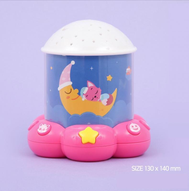 Pinkfong 嬰兒睡眠搖籃曲旋律音樂燈