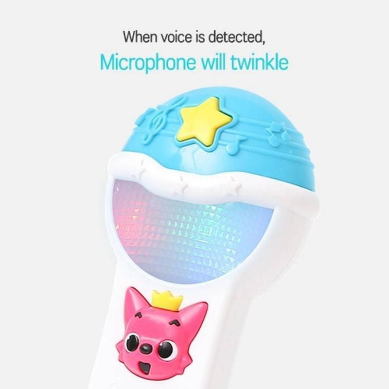 Pinkfong - Magic Microphone 英語兒歌學習咪 [英文版]