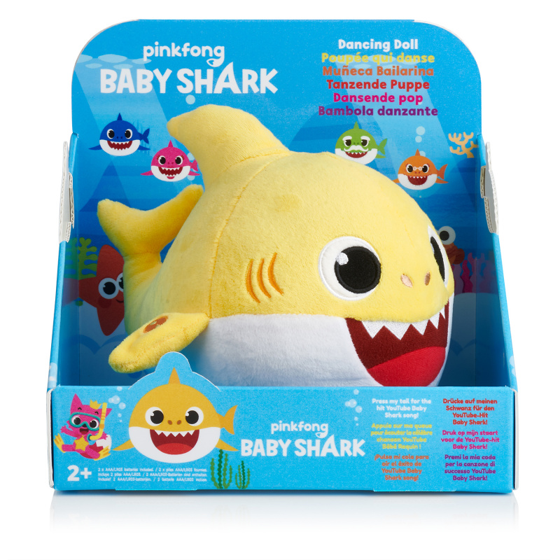 Pinkfong - Moving Baby Shark