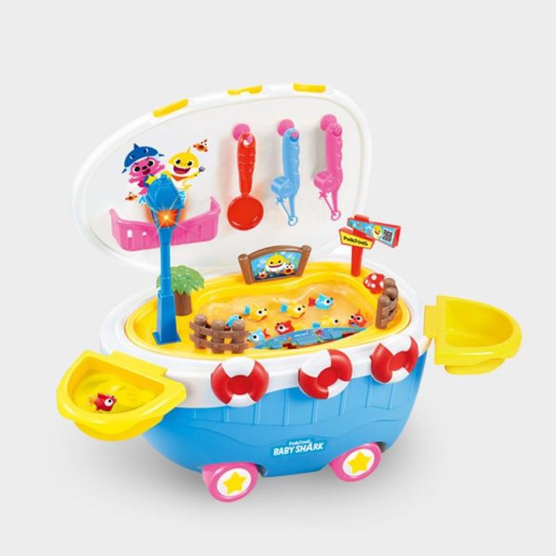 Pinkfong - 音樂釣魚玩具