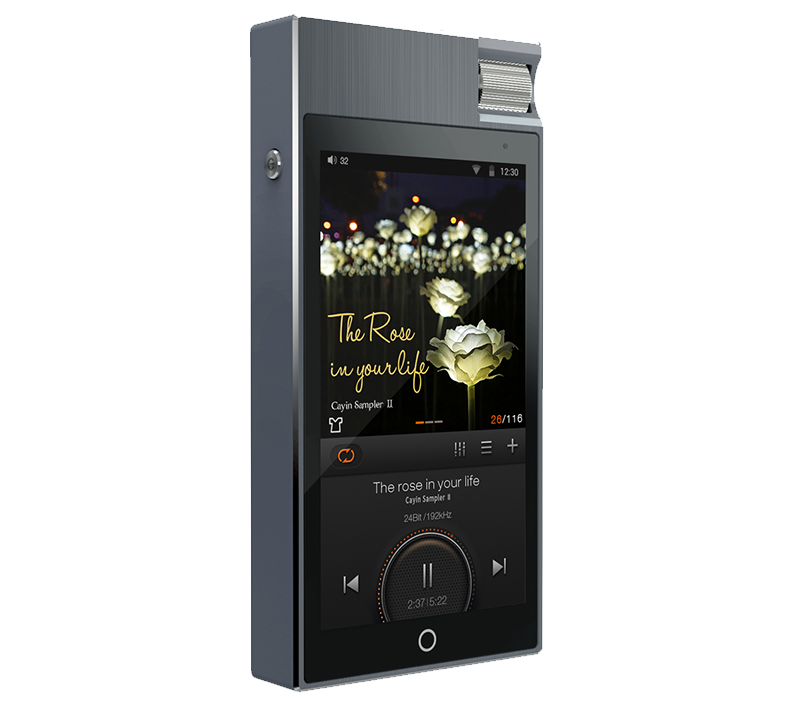 Cayin N5ii 高清便攜播放器High-Res Portable Player
